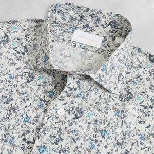 Brooks Brothers Floral Sport Shirt